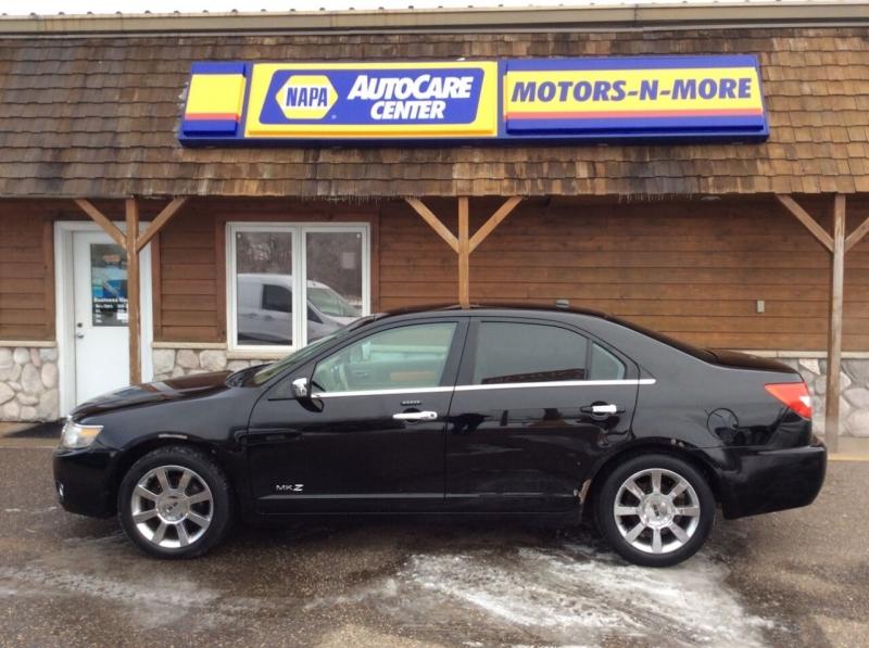 Lincoln MKZ 2007 price $3,898