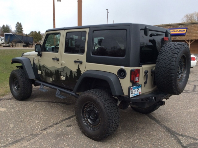 Jeep Wrangler Unlimited 2017 price $42,995