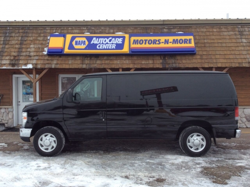 Ford E-Series Cargo 2013 price $12,897