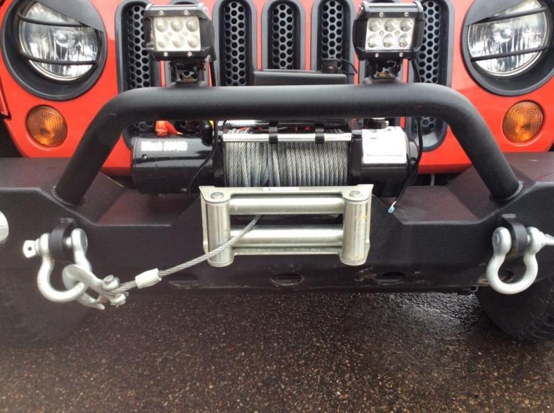Jeep Wrangler 2010 price $16,995