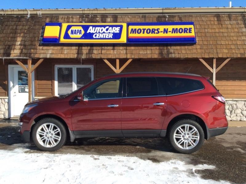 Chevrolet Traverse 2015 price $14,895