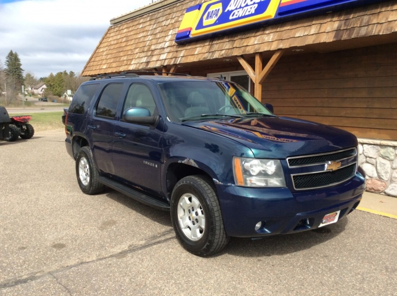 Chevrolet Tahoe 2007 price $3,995