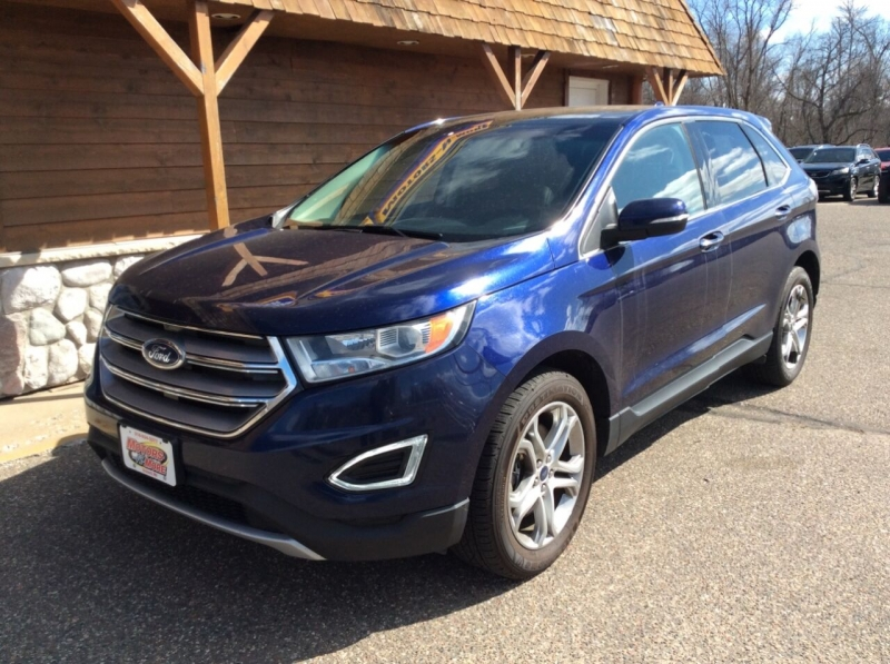 Ford Edge 2016 price $17,995