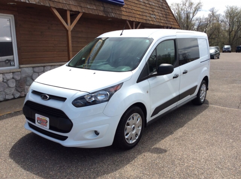 Ford Transit Connect Cargo 2016 price $15,987