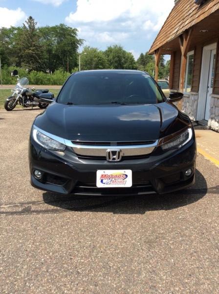 Honda Civic 2018 price $24,995