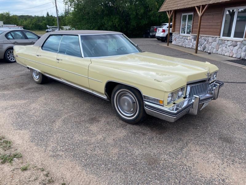 CADDILLAC n/a 1973 price $7,995