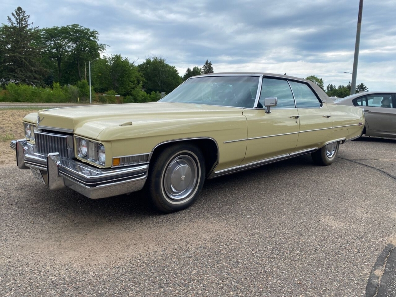 Cadillac n/a 1973 price $7,995