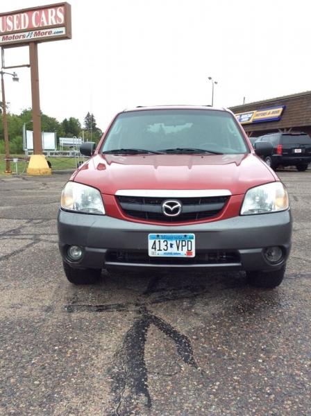 Mazda Tribute 2003 price $3,995