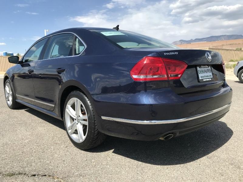 Volkswagen Passat 2013 price $12,500