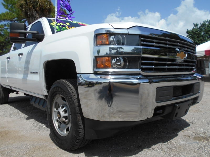 Chevrolet Silverado 2500HD 2017 price $33,999