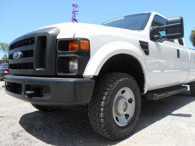 Ford Super Duty F-250 SRW 2008 price $12,999
