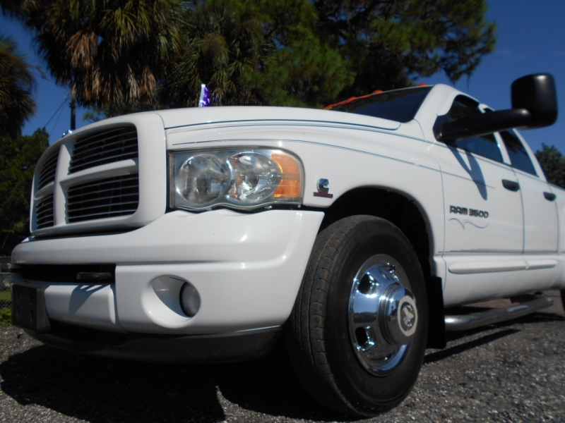 Dodge Ram 3500 2005 price $19,999