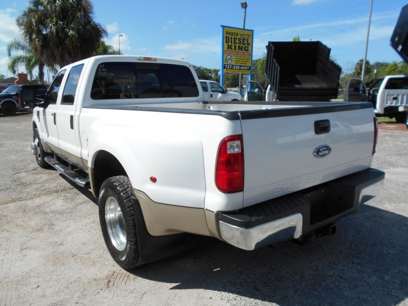 Ford Super Duty F-350 DRW 2008 price $18,999