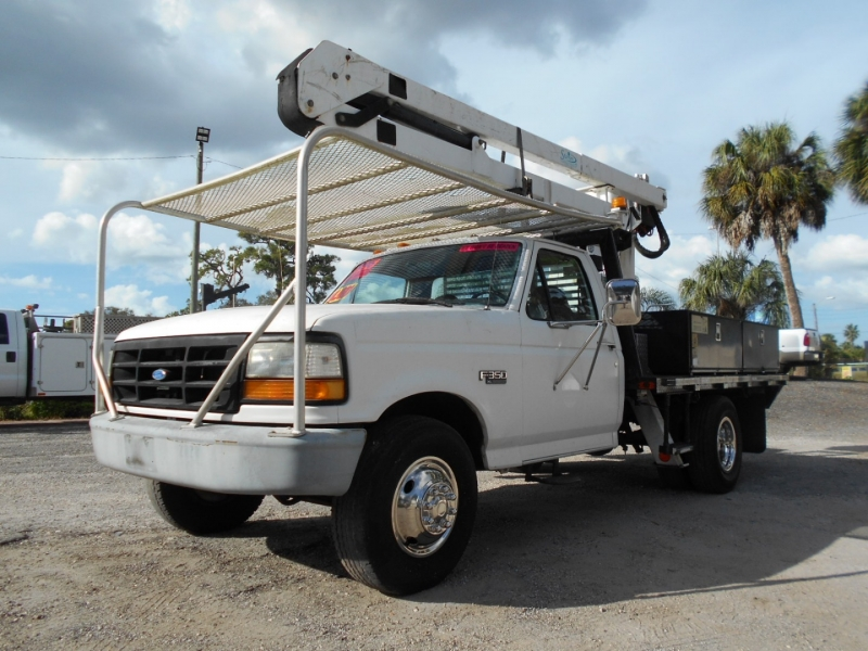 Ford F-350 1996 price $16,999
