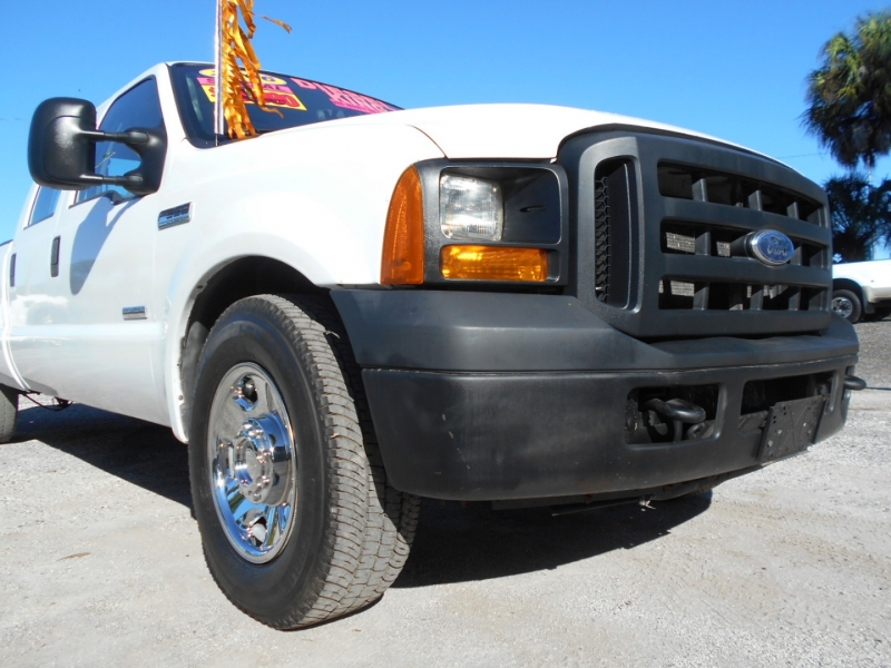 Ford Super Duty F-350 SRW 2006 price $7,999