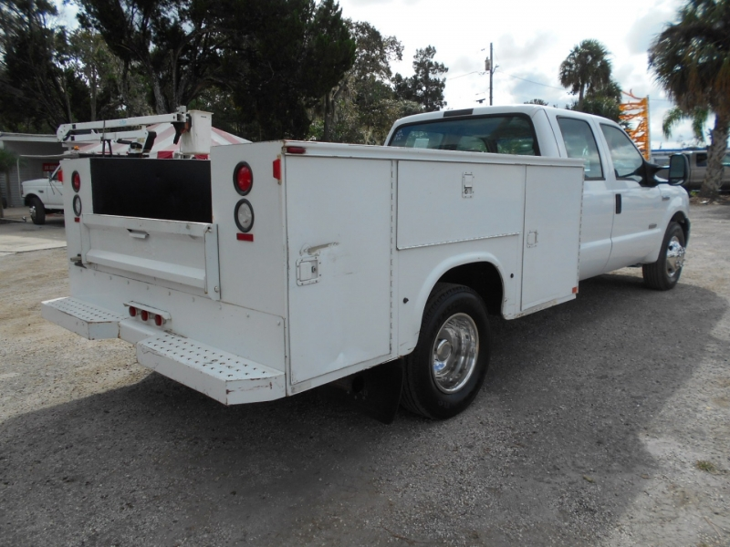 Ford Super Duty F-350 DRW 2006 price $14,999