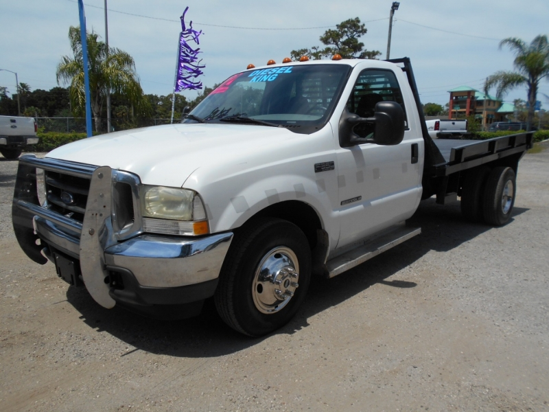 Ford Super Duty F-350 DRW 2002 price $15,999