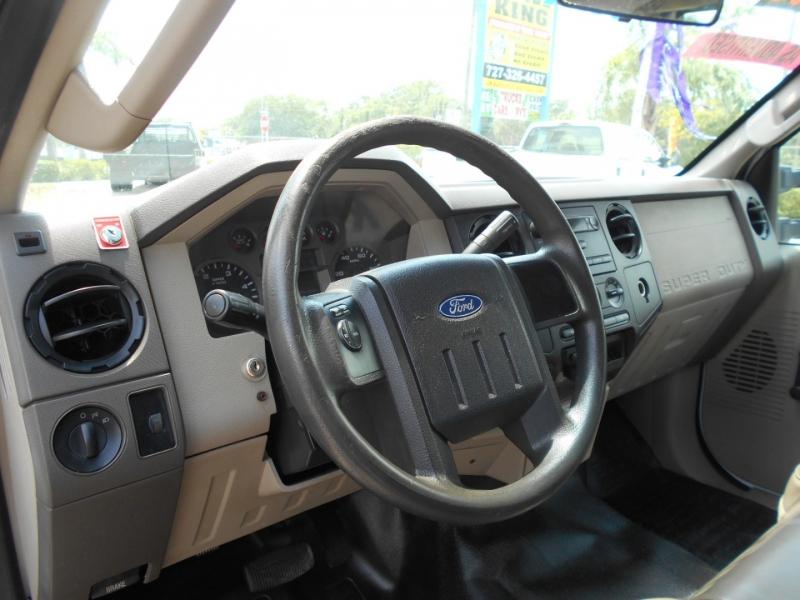 Ford Super Duty F-350 SRW 2008 price $13,999