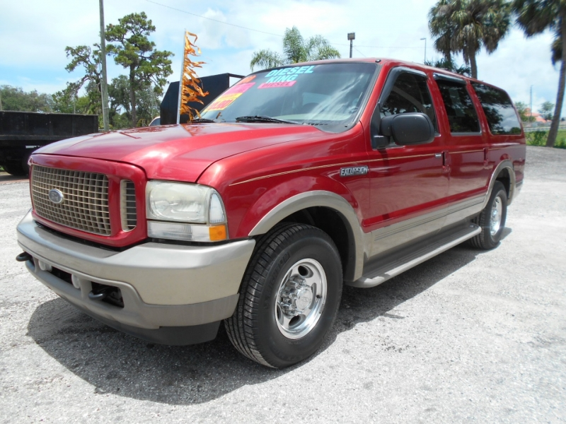 Ford Excursion 2003 price $15,999