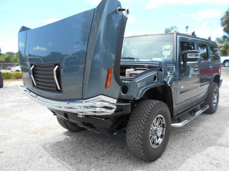 Hummer H2 2007 price $26,999