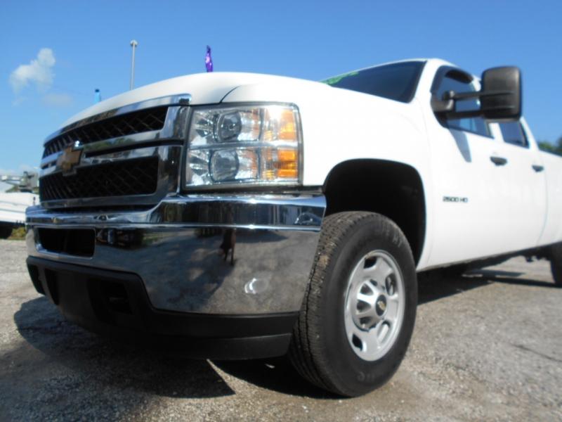 Chevrolet Silverado 2500HD 2012 price $19,999