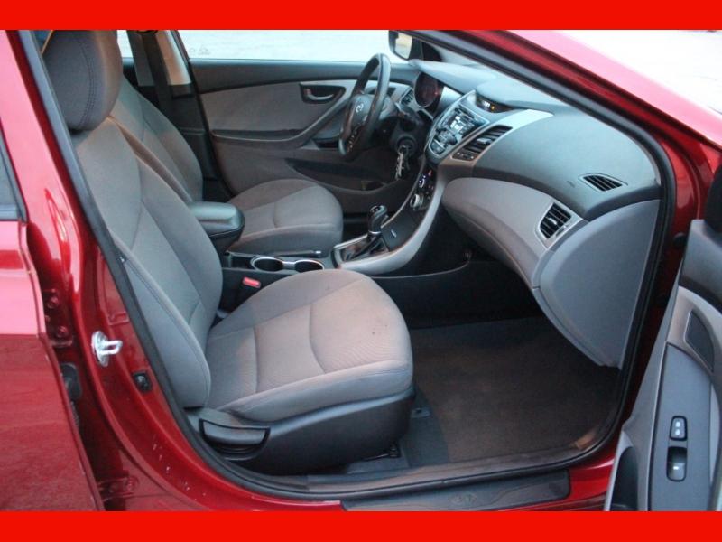 Hyundai Elantra 2015 price $6,499