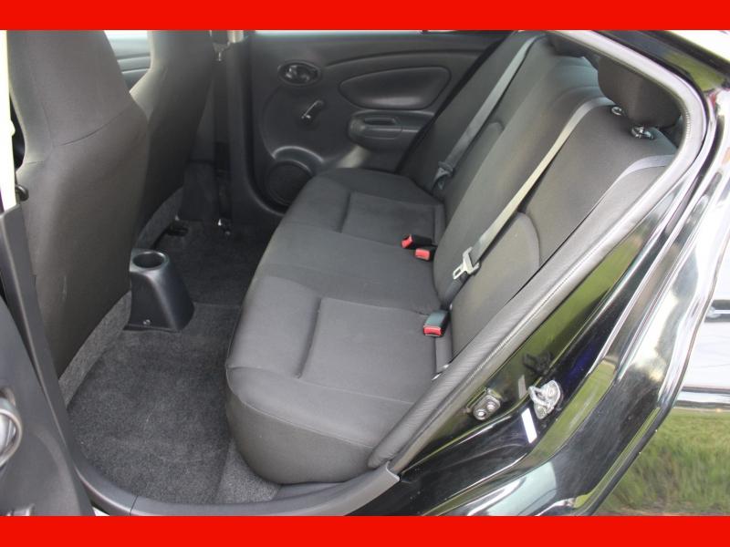 Nissan Versa 2015 price $5,499