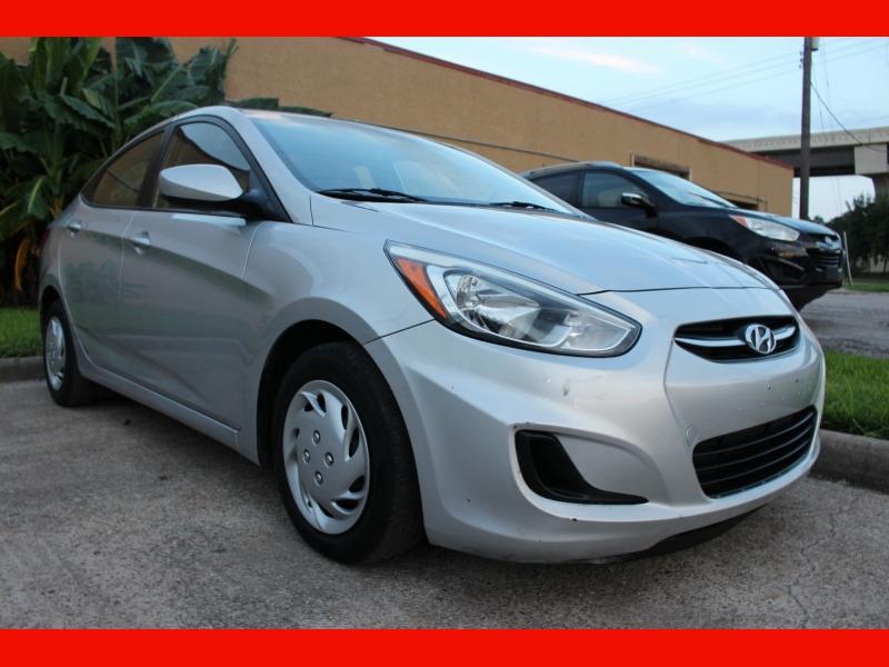 Hyundai Accent 2015 price $6,499