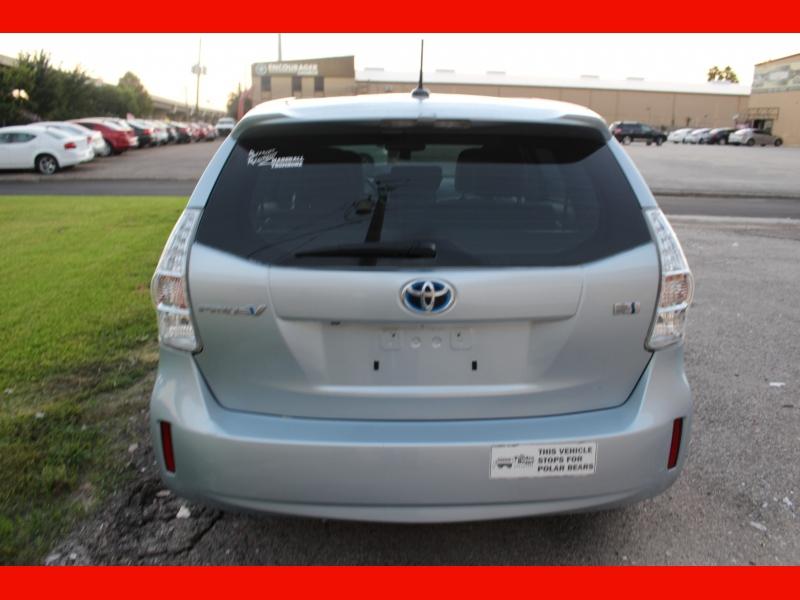 Toyota Prius v 2014 price $14,299