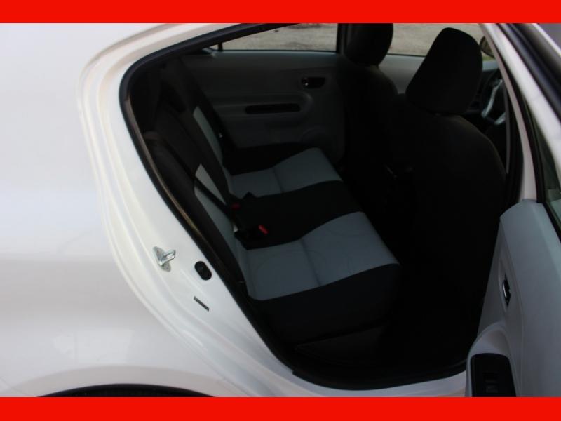 Toyota Prius c 2012 price $8,299