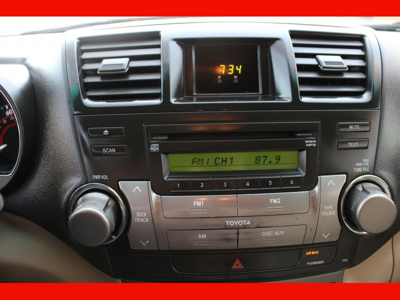 Toyota Highlander 2008 price $7,299
