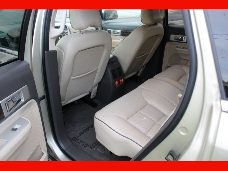 Lincoln MKX 2010 price $7,499