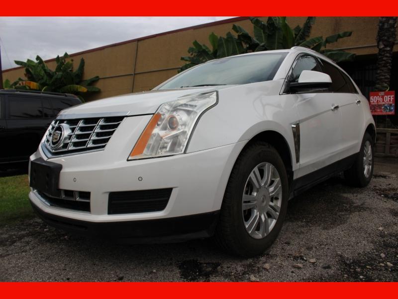 Cadillac SRX 2013 price $11,000