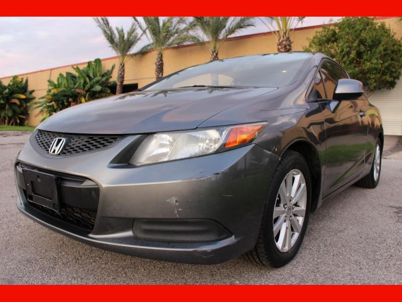 Honda Civic Cpe 2012 price $7,499