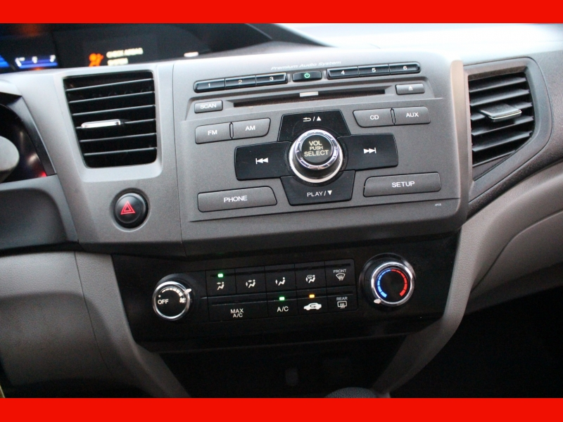 Honda Civic Cpe 2012 price $7,599
