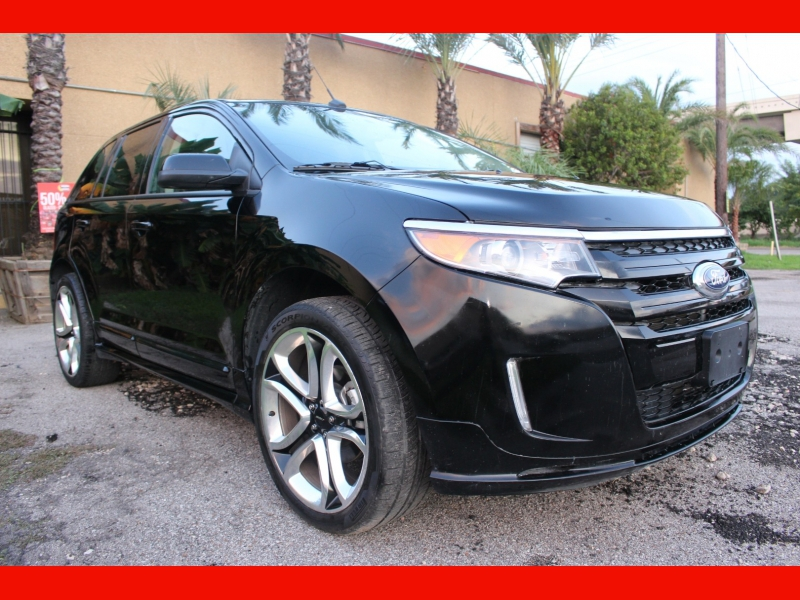 Ford Edge 2012 price $14,500