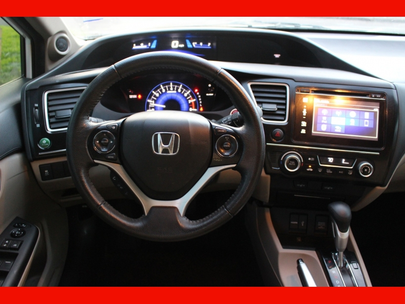 Honda Civic Sedan 2015 price $9,999
