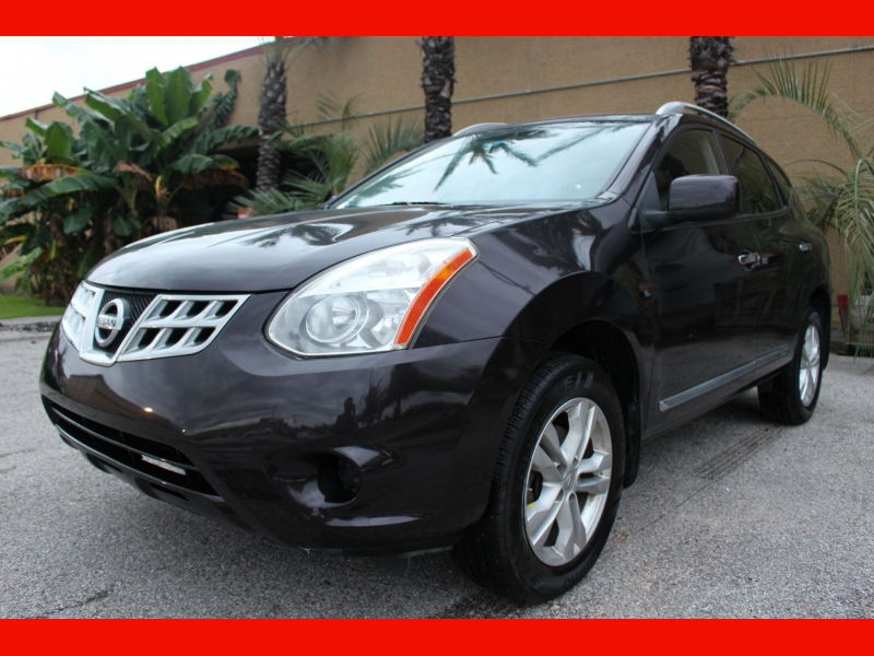 Nissan Rogue 2012 price $6,699