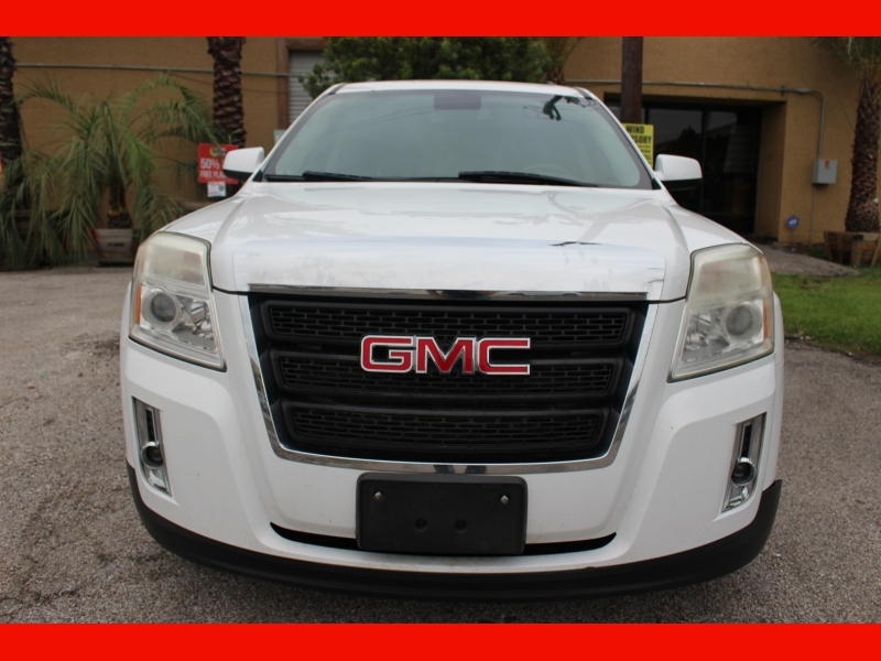 GMC Terrain 2012 price $6,899