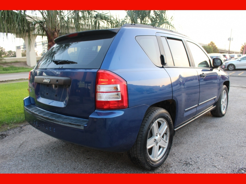 Jeep Compass 2009 price $4,999