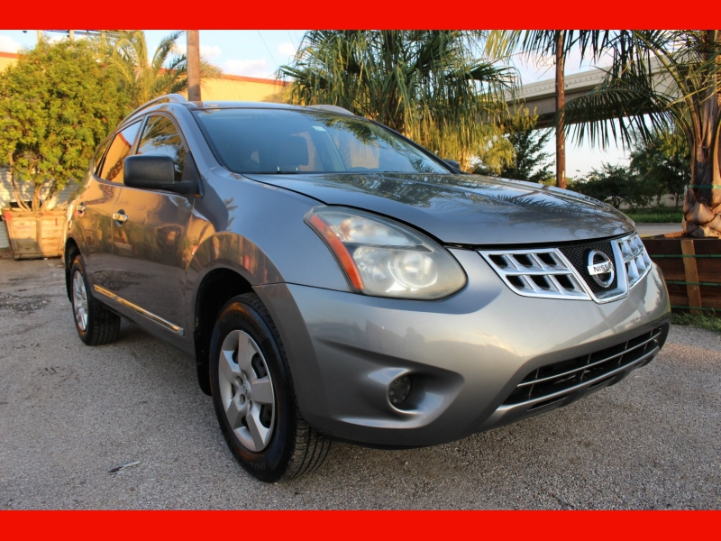 Nissan Rogue Select 2015 price $6,999