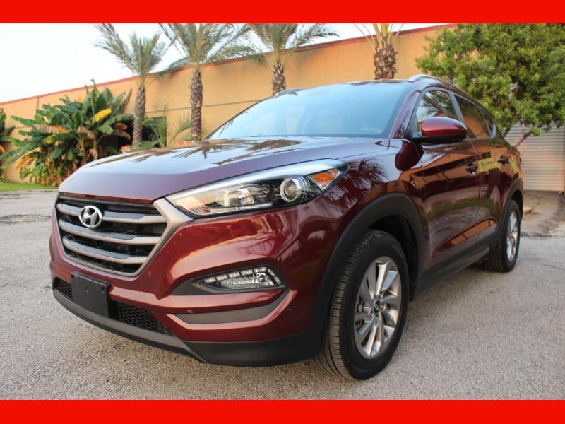 Hyundai Tucson 2016 price $11,499