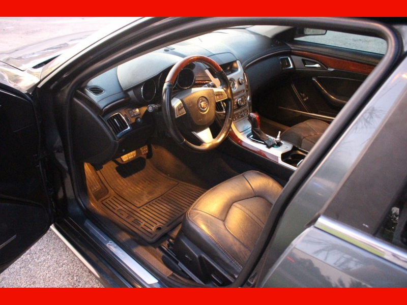 Cadillac CTS Sedan 2012 price $8,500