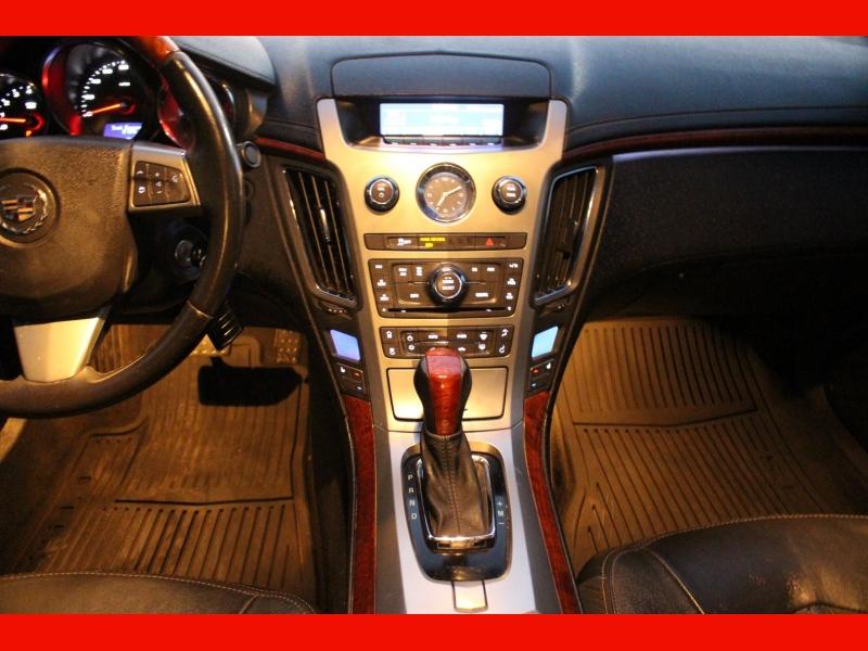 Cadillac CTS Sedan 2012 price $8,899