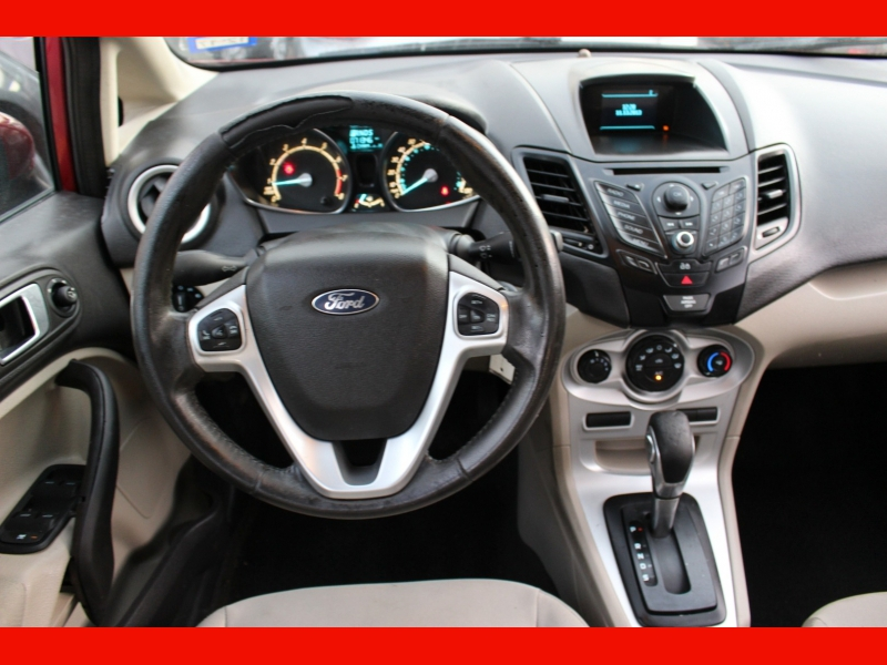 Ford Fiesta 2014 price $5,999