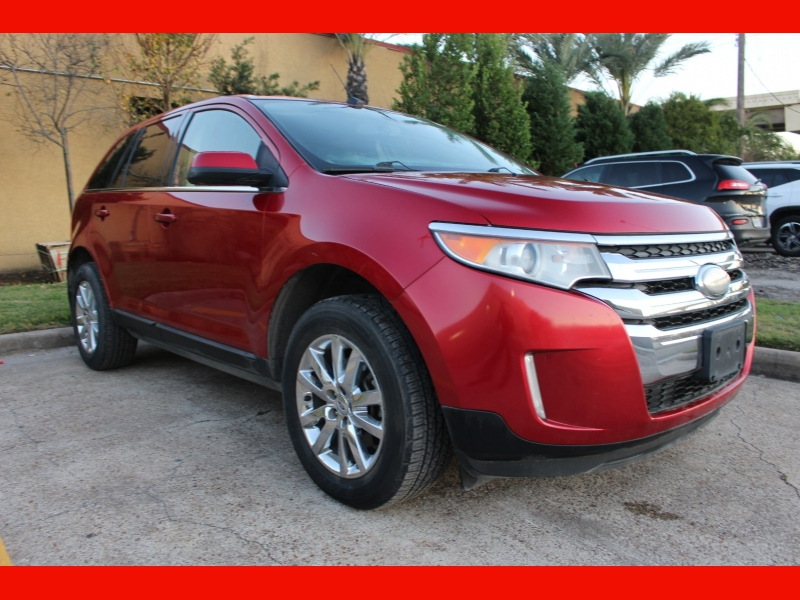 Ford Edge 2012 price $8,500