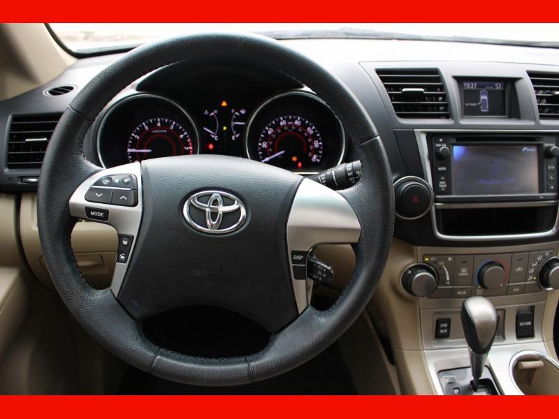 Toyota Highlander 2013 price $13,000