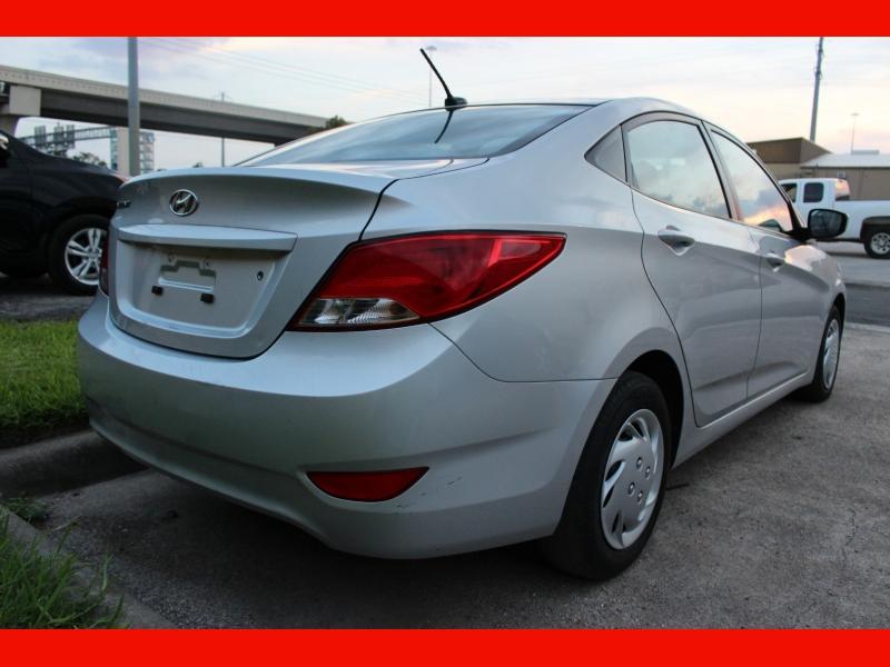 Hyundai Accent 2015 price $5,799