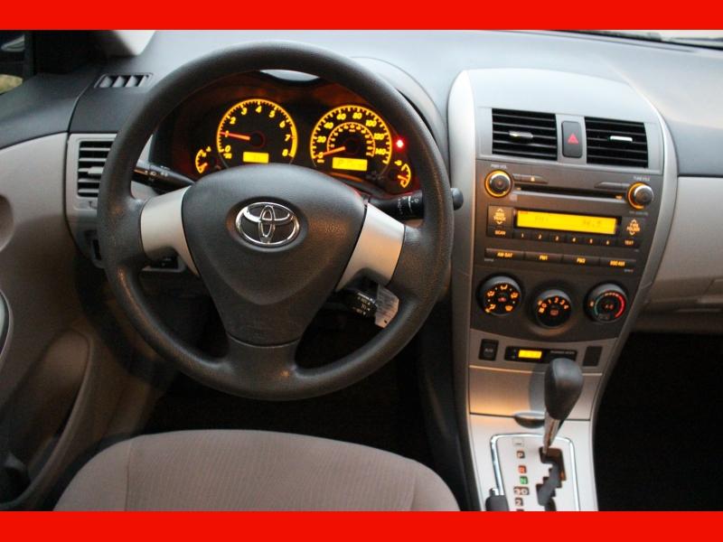 Toyota Corolla 2011 price $6,699