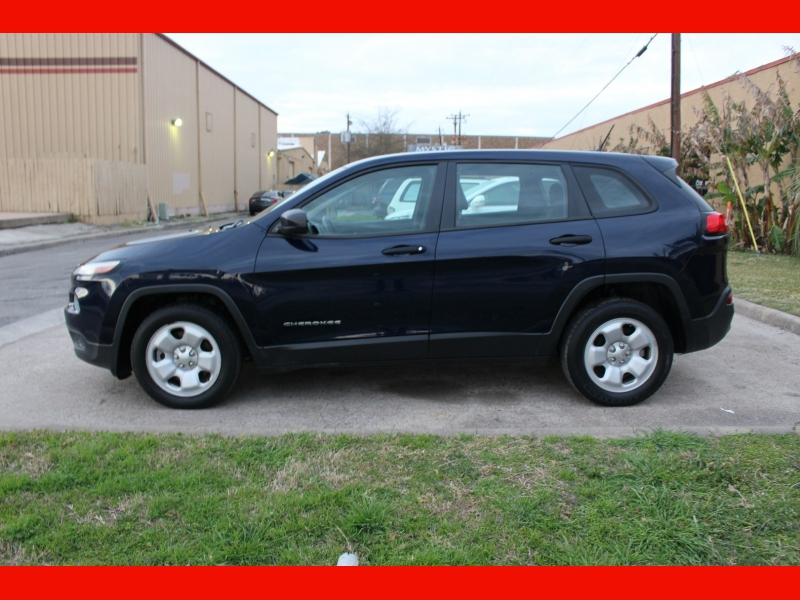 Jeep Cherokee 2014 price $8,999